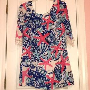 Lilly Pulitzer Harbour Tunic Dress